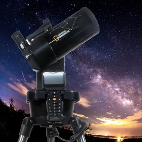 Телескоп Bresser NG 90/1250 GOTO - Ваш гид по космосу!