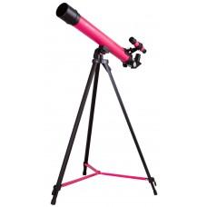 Телескоп Bresser Junior Space Explorer 45/600, розовый