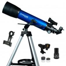Телескоп MEADE S102 102 мм (азимутальный рефрактор с адаптером для смартфона)