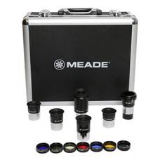 Набор MEADE (5 окуляров Плёссла и 6 фильтров) в кейсе
