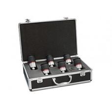 Набор окуляров MEADE серии HD-60 в алюминиевом кейсе (4.5, 6.5, 9, 12, 18 и 25 мм)