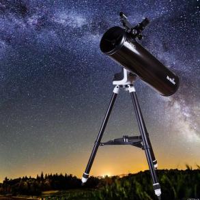 Раскрыть тайны галактики вместе с Sky-Watcher P130 AZGTe